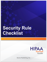 HSG-HIPAA-Security-Rule-Checklist